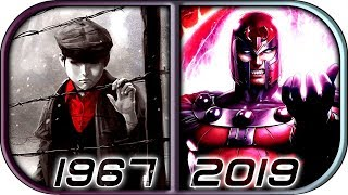 EVOLUTION of MAGNETO in Cartoons and Anime (1967-2019) Magneto Cartoon scene X-Men Anime 2019 2020