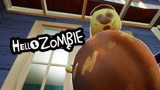 HELLO ZOMBIE BULLY | Hello Neighbor Mod [🔴LIVE]