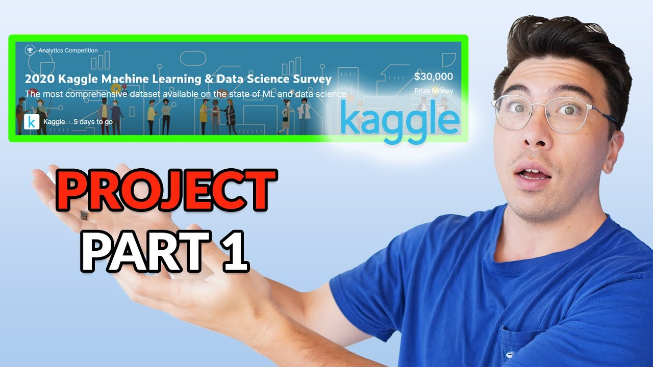 Kaggle Project From Scratch - Part 1 (Data Science Profession Survey)