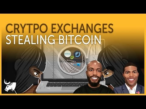 Crypto Exchanges Stealing Bitcoin?!