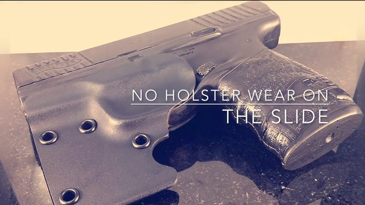 A Revolutionary Pocket Holster for the WALTHER PPS M2