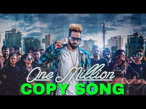 Jazzy b one million song copy from arbic song Fi ha