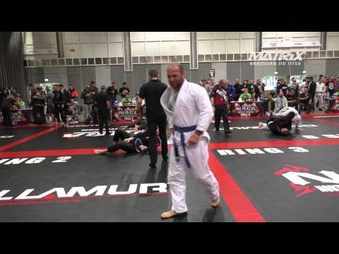 Flying Armbar at NAGA Germany 2015 - Matrix Jiu Jitsu