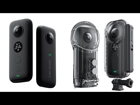 Insta360 ONE X - Shoot First, Point Later