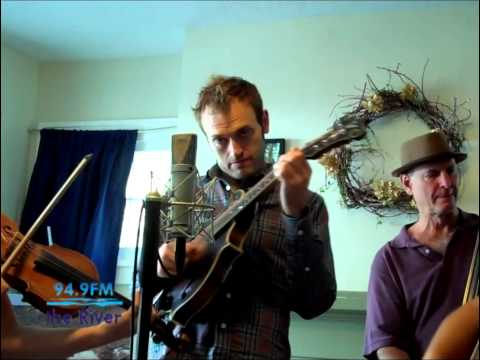 Nickel Creek - Rest of My Life (KRVB Radio unplugged) Live at Idaho Botanical Garden