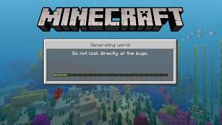 Minecraft Xbox One Ediтion Compared to Bedrock.