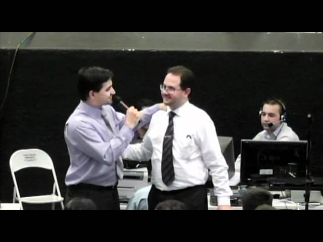 20.05.2012 - Encontro Regional de Pastores em Campinas/SP - Companheirismo dos Jovens
