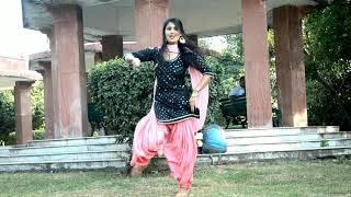 Chundadi jaipur ki song || dance video || covered by khushi choudhury || haryaanvi song