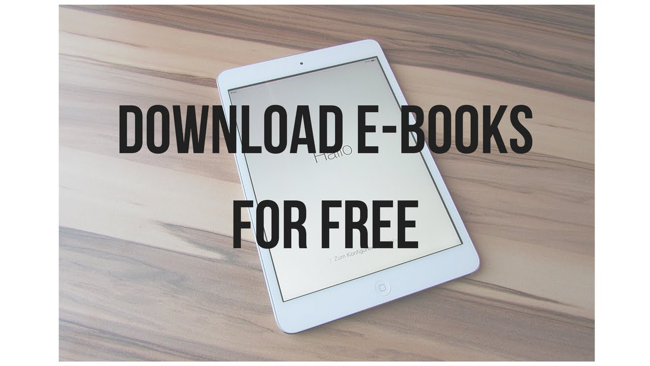 download ebooks for free from amazon