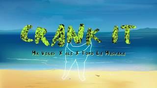 Смотреть клип Mr. Vegas X Topo La Maskara X Ale - Crank It