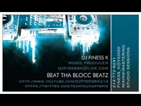 Gangsta Party...J-Dawg Chopped-Finessed by DJ FINESS K