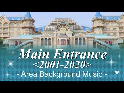 大人気!Tokyo Disneylandのメインエントランスで流れるBGM!