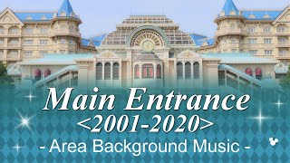 大人気!Tokyo Disneylandのメインエントランスで流れるBGM! thumbnail