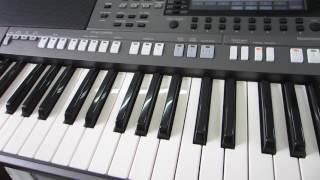 Hướng Dẫn Sử Dụng Yamaha S770 - Phần Chơi Nhạc DJ, Sửa FX Voice