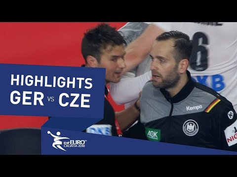 Highlights | Alemania vs República Checa