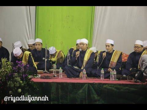 Allah Allahu, Ya Rasulullah,  Alfa Sholallah, Qomarun, Subhanallah @ UIN Malang 3 (23 Juli 2016)