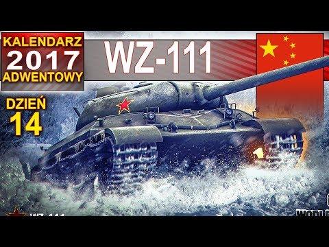 WZ-111 - i jego 175 penetracji... World of Tanks