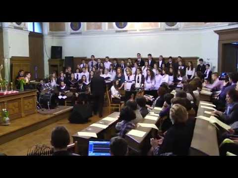 Pink Floyd: High Hopes – JZsUK Unitarian College Choir cover