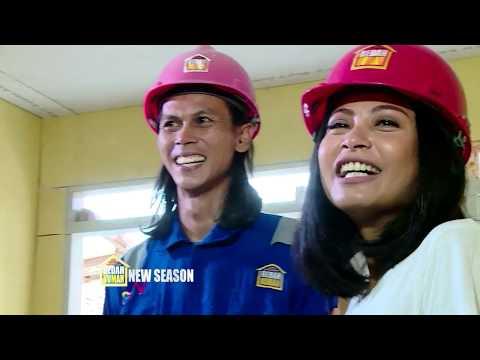 Gak Bosen-bosen! Ade Herlina Godain Tukang | BEDAH RUMAH EP 167 (3/4)