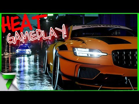 Need for Speed™ Heat Official Gameplay Trailer REACTION!