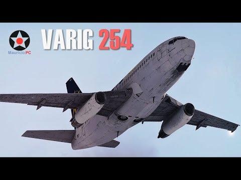 Perdidos en la selva - Varig 254 (Reconstrucción)