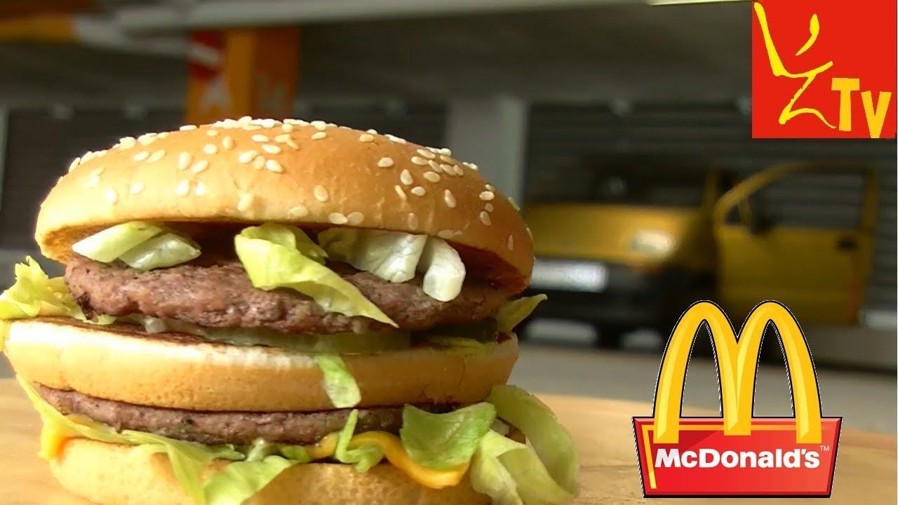 To tylko Big Mac. Historia i test McDonalds