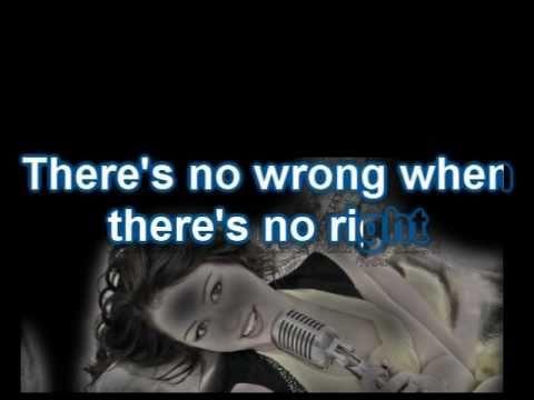 Miley Cyrus-Giving You Up (Karaoke) Instrumental