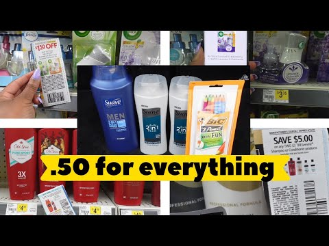 DOLLAR GENERAL COUPONING DEALS | EASY ALL DIGITAL & PAPER COUPONS!