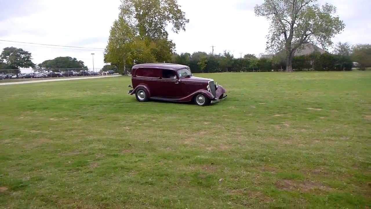 1934 Ford Sedan Delivery - For Sale
