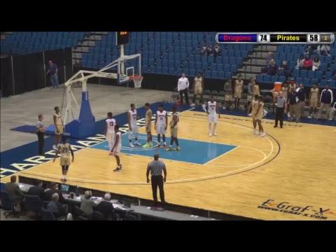 Blue Dragon Men's Basketball vs. Independence (Region VI Quarterfinals)