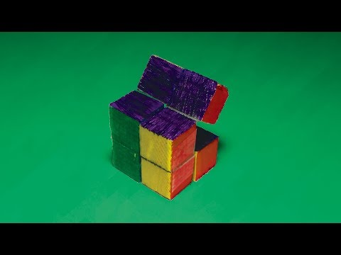 How to Make an Easy INFINITY CUBE! - Simple & Easy Method