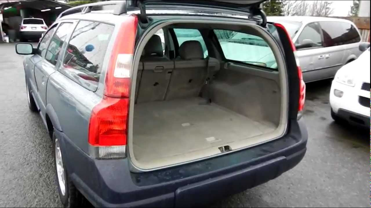 2003 volvo xc70 cross country green stock l095885. Black Bedroom Furniture Sets. Home Design Ideas