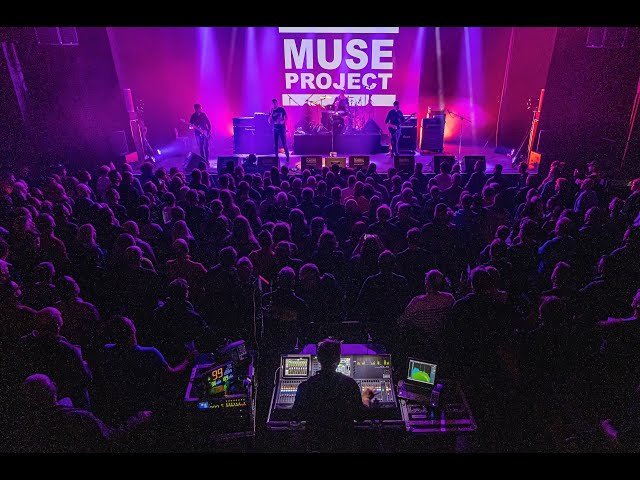 Muse Project - Teaser (Muse Tribute Band)