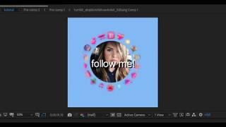 AE-so | 3D-spin-Effekt