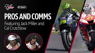 Hilarious Jack Miller and Cal Crutchlow commentate over their MotoGP career | Pros and Comms