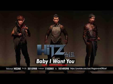 Download lagu Hitz - Baby I Want You (Official Audio Video) - ZingLagu.Com