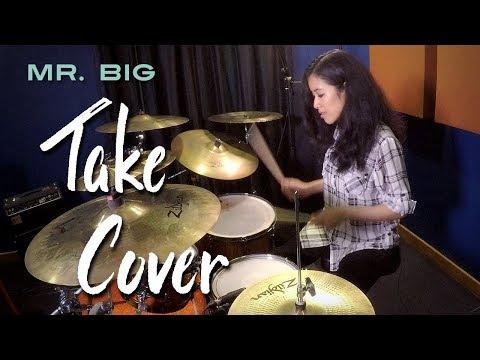 Christal: Mr Big  Take  drum