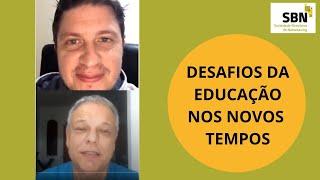 Live SBN: Educação Gaiola x Educação Asa
