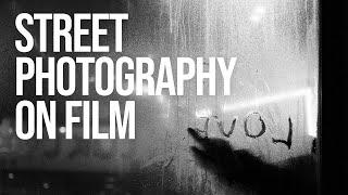 Street Photography with Film: Kodak Tri-X (feat. Mavis CW)