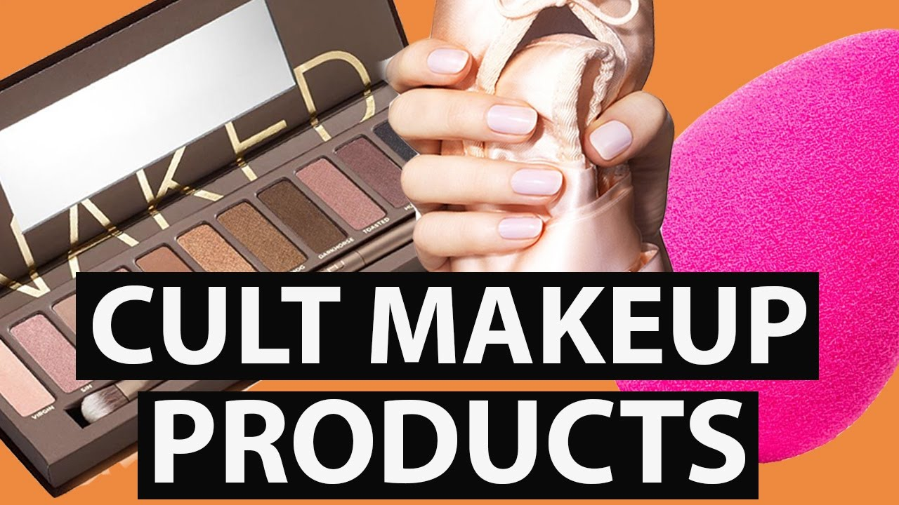 11 Cult Makeup Products