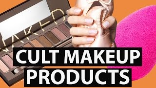 11 Cult Makeup Products (LISTED)