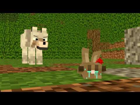 Bunny Life - Minecraft Animation