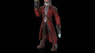 Star-lord Gameplay!  Disney Infinity 2.0   No Commentary