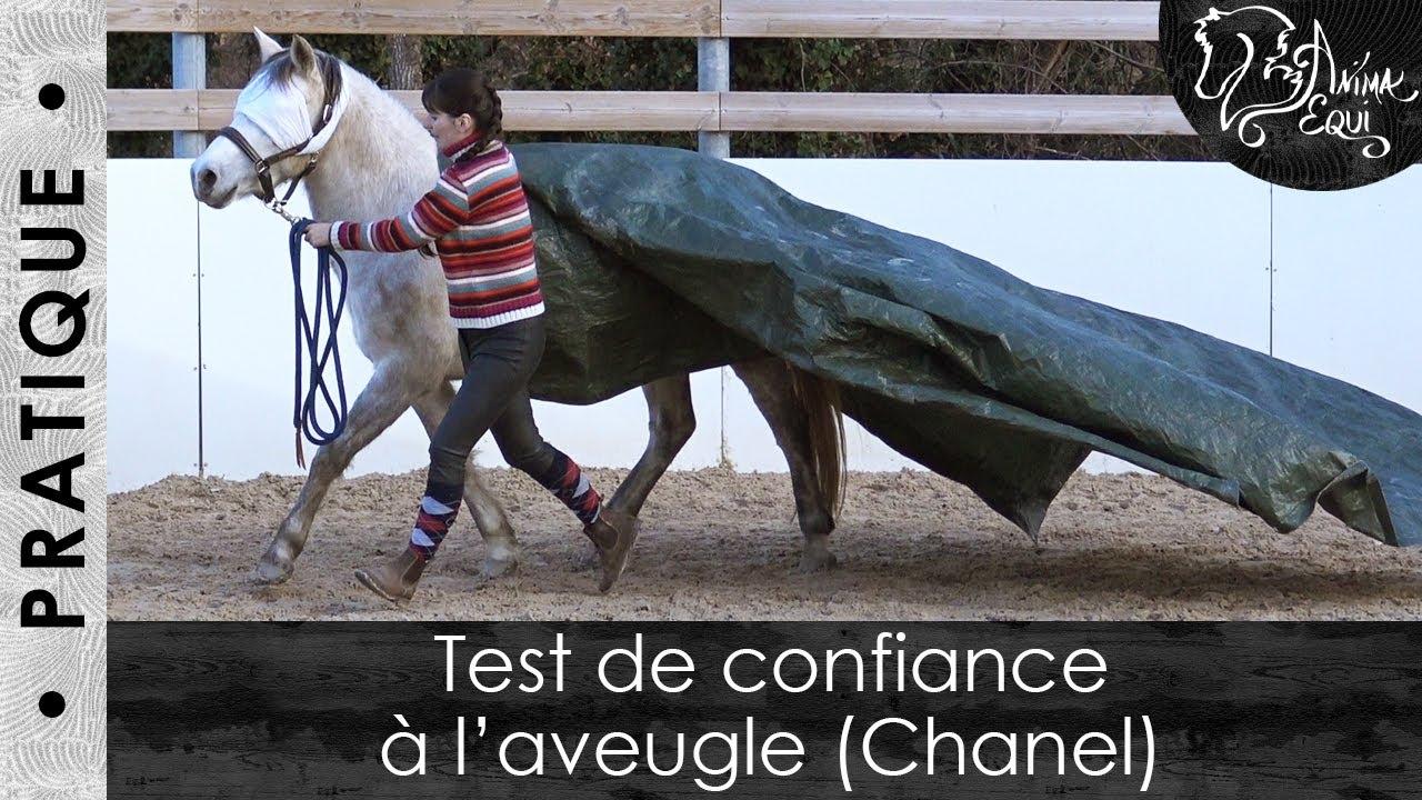 1252894cd2775 PRATIQUE • Chanel   Test de confiance à l aveugle - YouTube