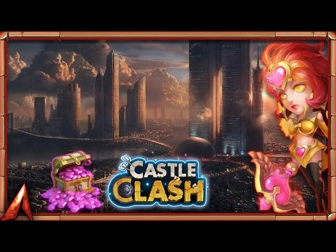 Hero Rolls And Events On A Newer Account! Castle Clash