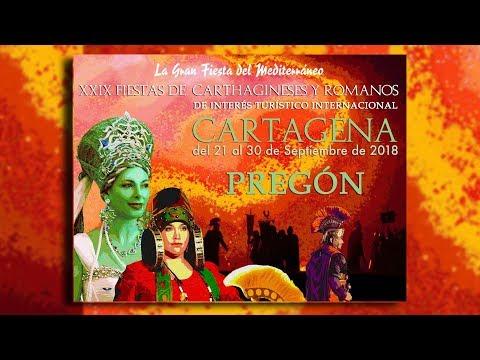 Pregón de las Fiestas de Carthagineses y Romanos