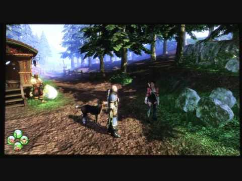 FABLE 2 Gameplay - YouTube