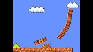 【スーパーマリオ】ぐにゃぐにゃになったマリオをプレイしたらとんでもなかった【JellyMario】