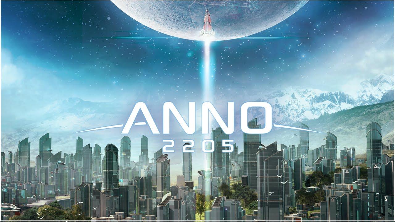 Anno 2205 - Announcement CGI trailer - E3 2015 [UK]