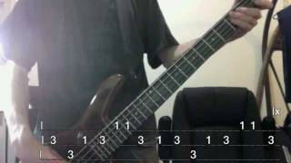 How to bass - Bon Jovi - You Give Love A Bad Name